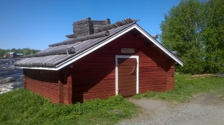Paistokota, Fin