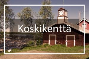 Landing page Koskikenttä