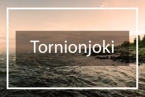 Landing page Tornionjoki